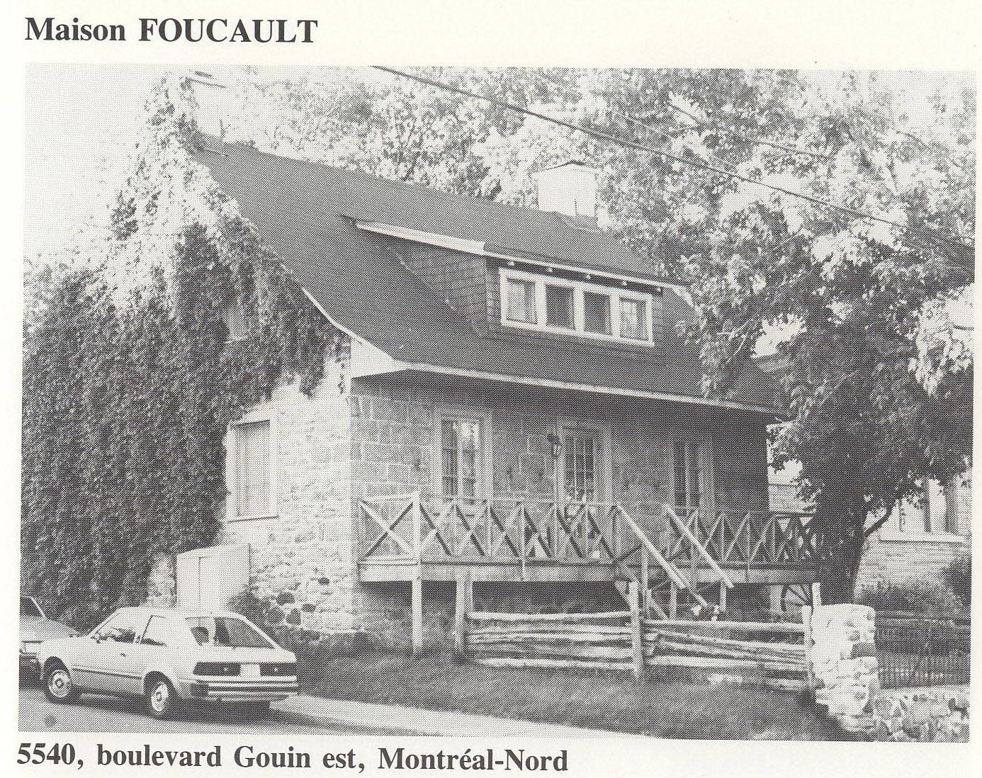 Des maisons qui vous parlent d for Annonceur maison du canadien